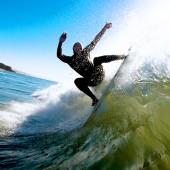 beachbeat surfboards rider josh ward