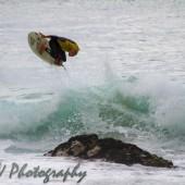 beachbeat surfboards rider josh ward surfing the summer toy 2