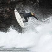 beachbeat surfboards rider josh ward. summer toy 2 performance shortboard fish by beachbeat
