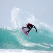 morgan elston, beachbeat surfboards, surfing at home in cornwall