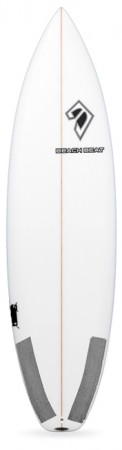 beachbeat surfboards disco high performance shortboard model