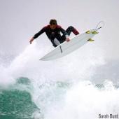 beachbeat surfboards rider morgan elston