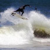 josh ward riding the beachbdeat flash harry