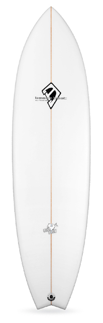 beachbeat surfboards big fish, beginner surfboard