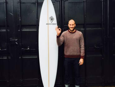 Noah and his 8'0'' for mullagmore