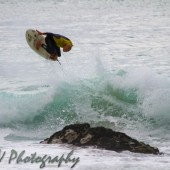 beachbeat surfboards rider josh ward surfing the summer toy 2