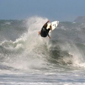 beachbeat surfboards rider morgan elston