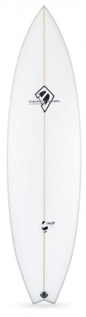 beachbeats fat boy flyer, intermediate level mid range surfboard