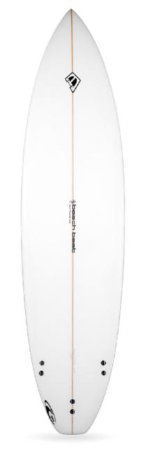 beachbeat surfboards ageing rocker mid length surfboard